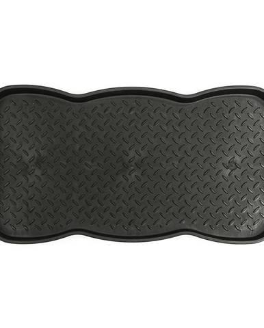 Koopman Odkvapkávač na topánky Tray čierna, 78 x 38 cm