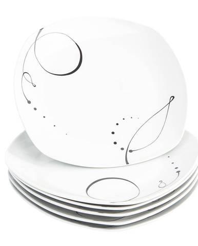 Mäser 6-dielna sada plytkých tanierov Chanson, 25 cm