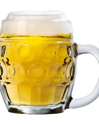 Pivný pohár s uchom TÜBINGER, 0,5 l
