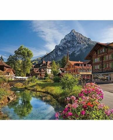 TREFL Alpy v létě 2000 dílků
