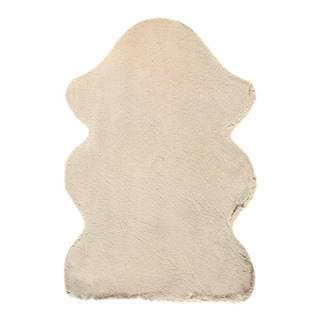 Béžový koberec Universal Fox Liso, 60 x 90 cm