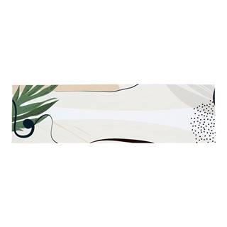 Bavlnený behúň na stôl Butter Kings Abstract Art
