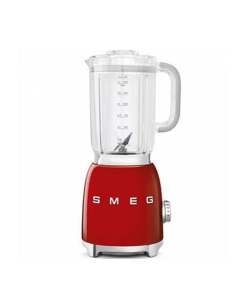 SMEG Červený mixér SMEG 50&
