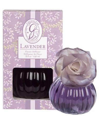 Difuzér s vôňou Greenleaf Flower Lavender, 236 ml
