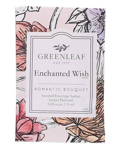 Vonné vrecúško Greenleaf Wish, 11 ml