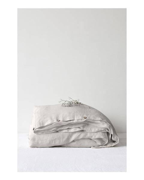 Linen Tales Prírodná ľanová obliečka na perinu Linen Tales, 140 x 200 cm