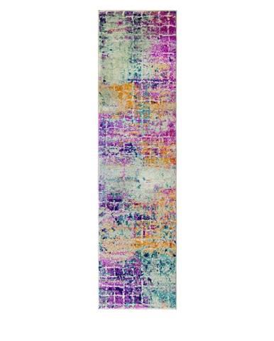 Ružový koberec Flair Rugs Urban, 60 x 220 cm
