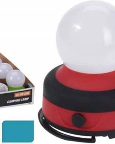 Kinekus Lampa LED 80x95 mm kempovacie na batérie mix
