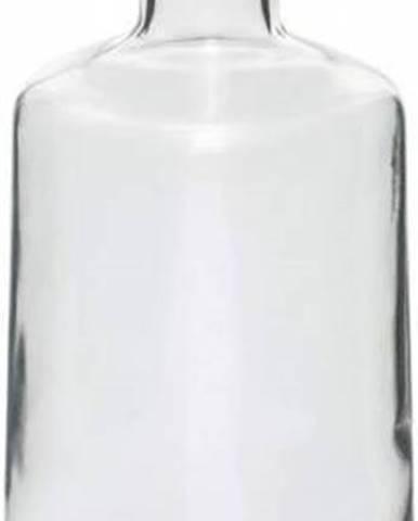 Fľaša sklo, 500 ml, vrchnák gumený, balenie 6 ks