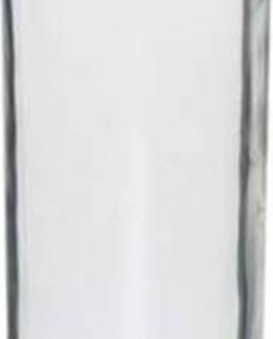 sklenená fľaša s gumeným vrchnákom, objem 500ml
