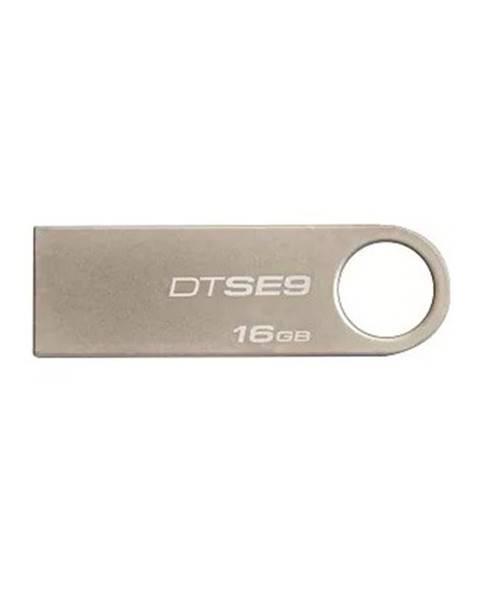 Kingston USB kľúč 16GB Kingston DataTraveler SE9, 2.0