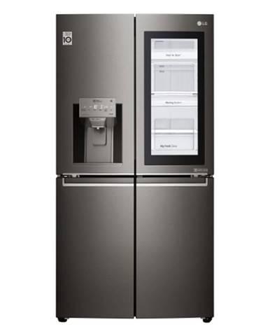 Americká 4-dverová chladnička LG GMX936SBHV POUŽITÝ, NEKOMPLETNÉ
