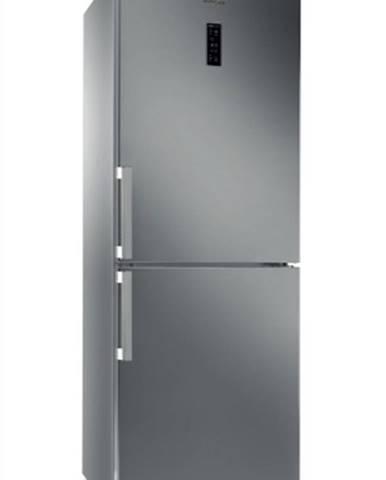 Kombinovaná chladnička s mrazničkou dole Whirpool WB70E 973 X