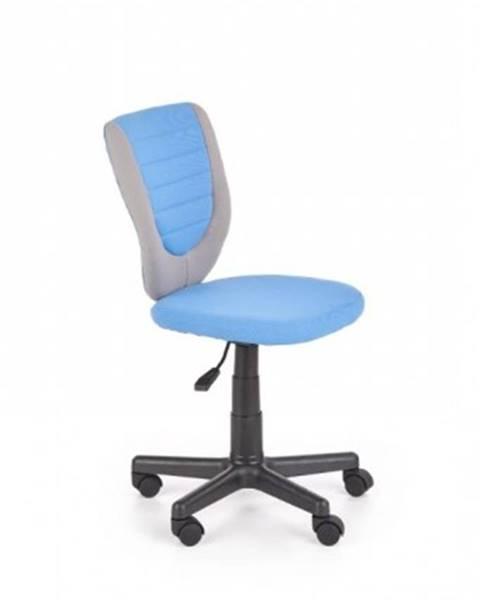 OKAY nábytok Kancelárska stolička Sonja, modrá