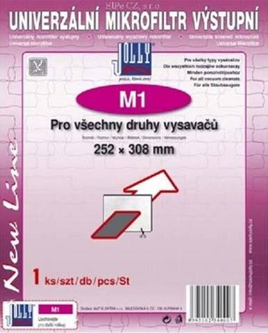 Univerzálny mikrofilter Jolly M1, výstupné