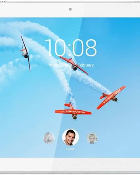 "Lenovo Tablet Lenovo TAB M10 10.1"" HD 2GB, 32GB bílý, ZA4G0081CZ"