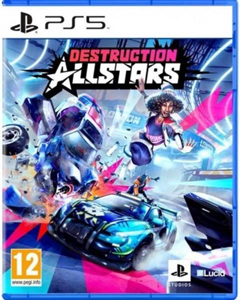 Sony Destruction AllStars