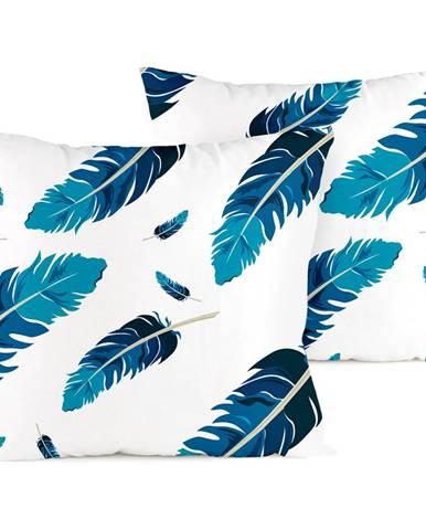 4home Obliečka na vankúšik Feathers, 40 x 40 cm