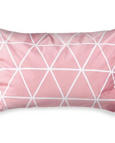 4Home Obliečka na vankúšik Galaxy ružová, 50 x 70 cm