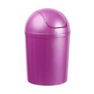 Aldo Odpadkový kôš SWING TOP 15 l, fialová