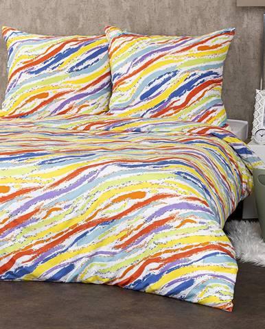 4Home Obliečky Rainbow micro, 160 x 200 cm, 70 x 80 cm