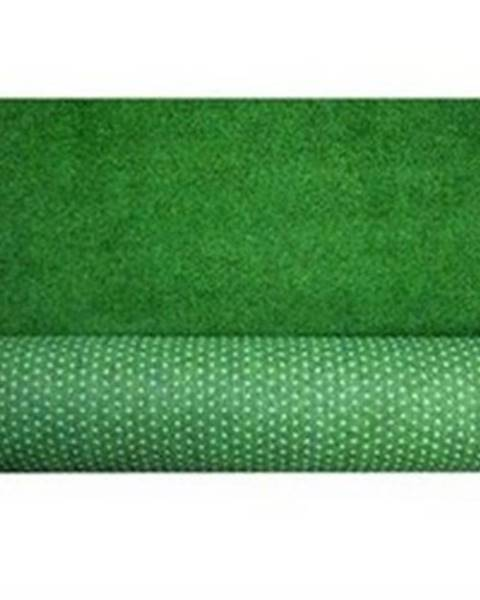 Bellatex Vopi Trávny koberec s nopkami, 133 x 400 cm