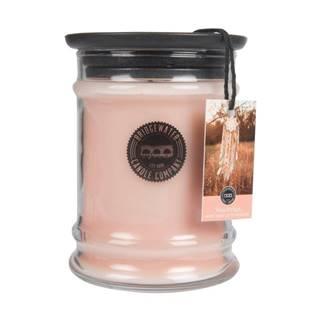 Sviečka v sklenenej dóze s vôňou pomaranča Bridgewater candle Company Wanderlust, doba horenia 65-85 hodín