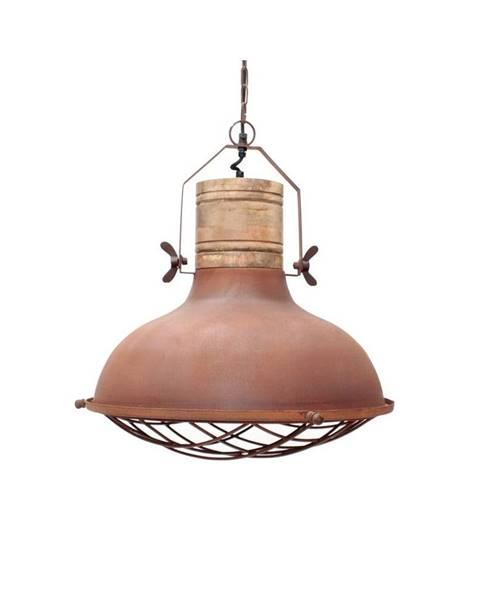 LABEL51 Kovové stropné svietidlo LABEL51 Grid, ⌀ 52 cm