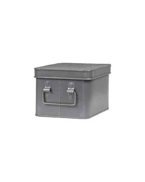 LABEL51 Kovový úložný box LABEL51 Media, šírka 22 cm