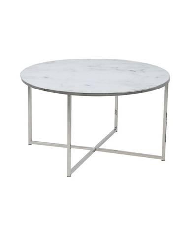 Konferenčný stolík Actona Alisma, ⌀ 80 cm
