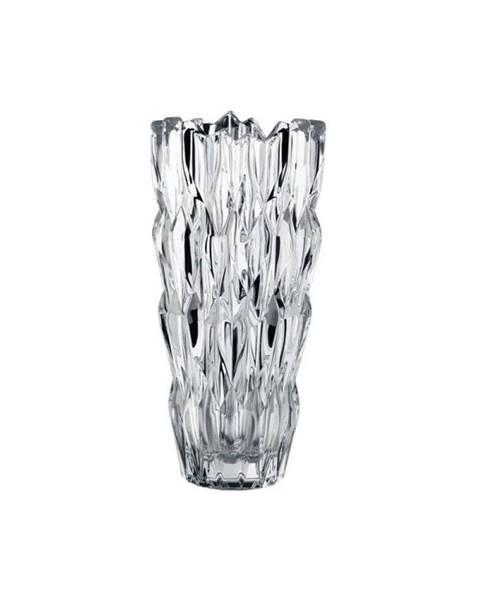 Nachtmann Váza z krištáľového skla Nachtmann Quartz, priemer 26 cm