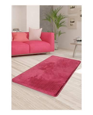 Ružový koberec Milano, 140 × 80 cm