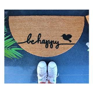 Rohožka Doormat Be Happy, 70×40 cm