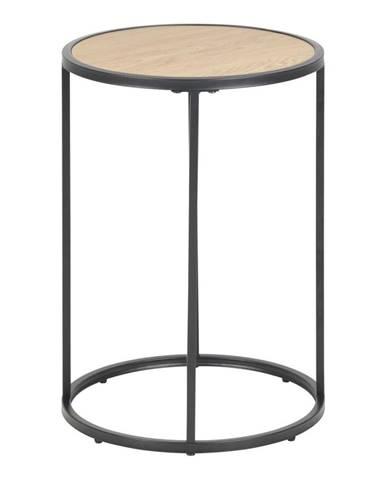 Odkladací stolík Actona Seaford, ⌀ 40 cm