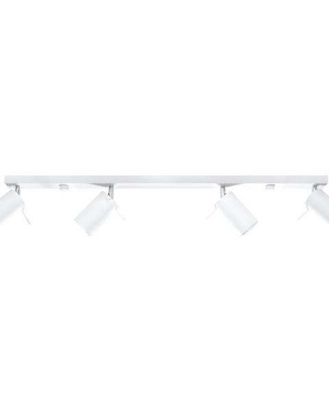 Nice Lamps Biele stropné svietidlo Nice Lamps Etna 4L