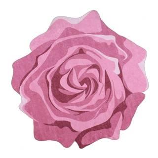Koberec Vitaus Rose Duro, ⌀ 80 cm