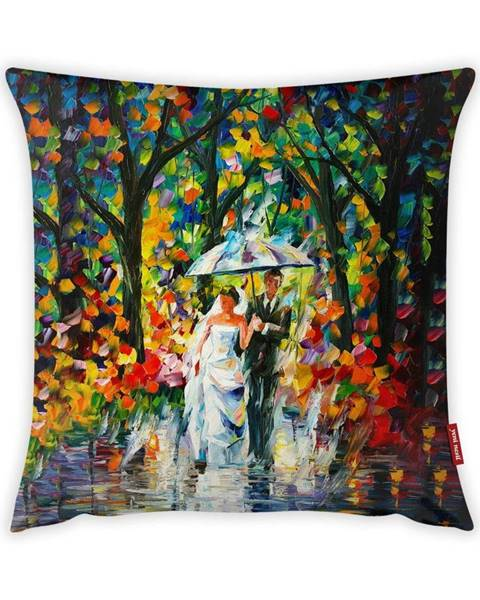 Vitaus Obliečka na vankúš Vitaus Palireto Autumn Dos, 43×43 cm