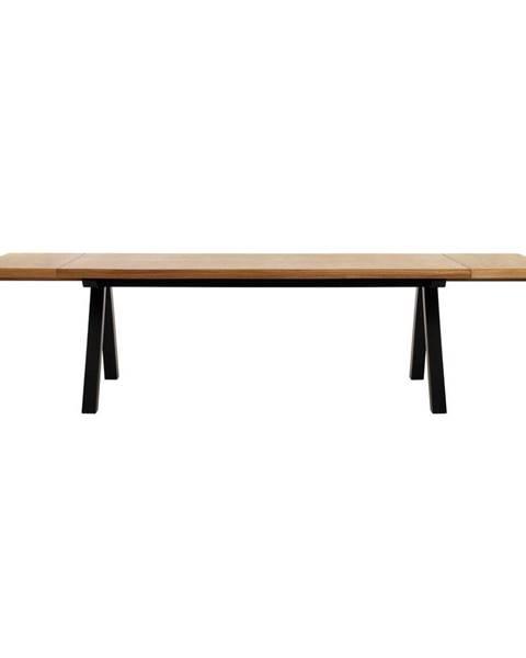 Unique Furniture Prídavná doska k jedálenskému stolu z dreva bieleho duba Unique Furniture Oliveto