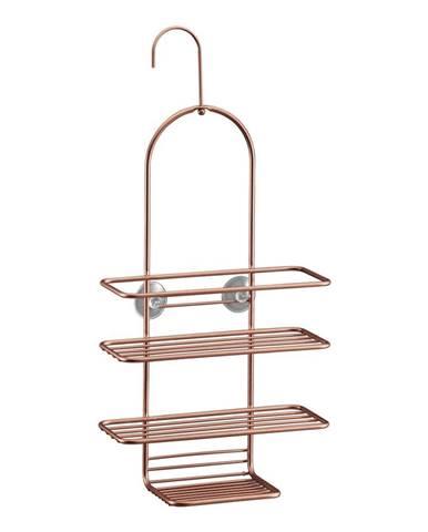 Kúpeľňová závesná polička Metaltex Copper