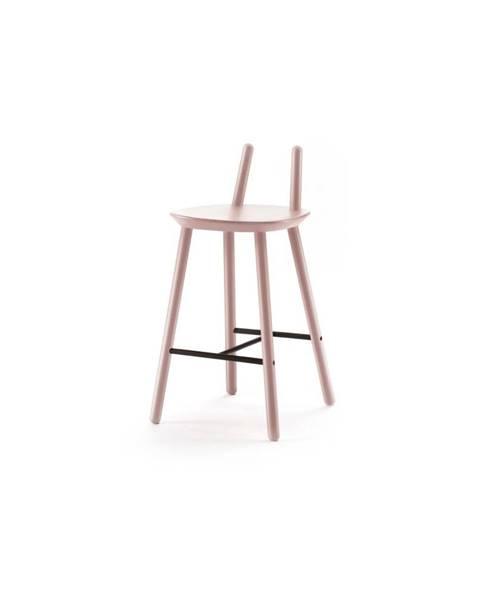 EMKO Drevená barová stolička EMKO Naïve