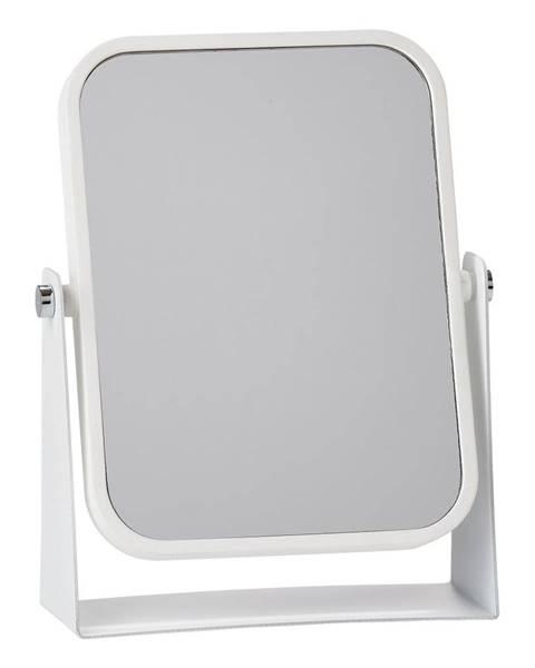 Zone Kozmetické stolové zrkadlo s bielym rámom Zone
