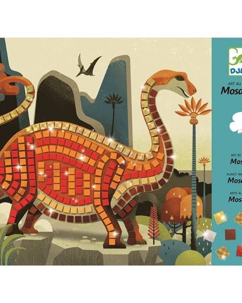 Djeco Kreatívna sada pre deti Djeco Trblietavé dinosaury