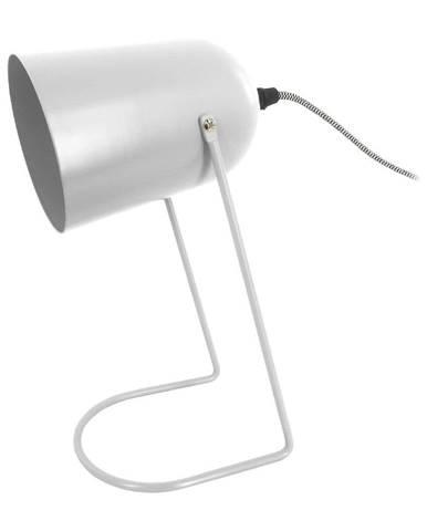 Biela stolová lampa Leitmotiv Enchant