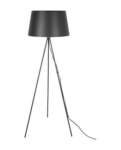 Čierna stojacia lampa Leitmotiv Classy