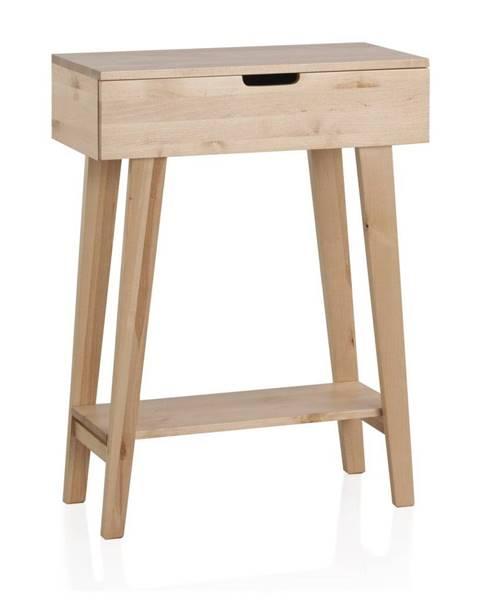 Geese Príručný stolík z brezového dreva Geese Pure