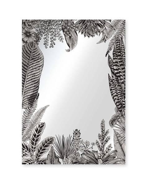 Surdic Nástenné zrkadlo Surdic Espejo Decorado Kentia, 50x70 cm