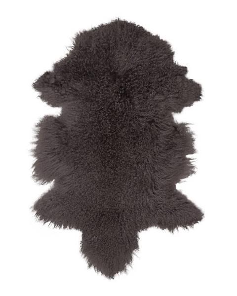 House Nordic Hnedá kožušina z mongolskej ovce HoNordic