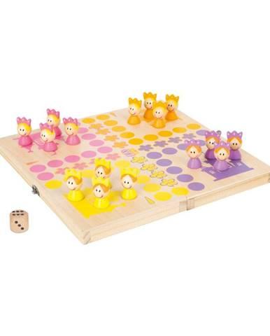 Drevená stolová hra Legler Ludo Princess
