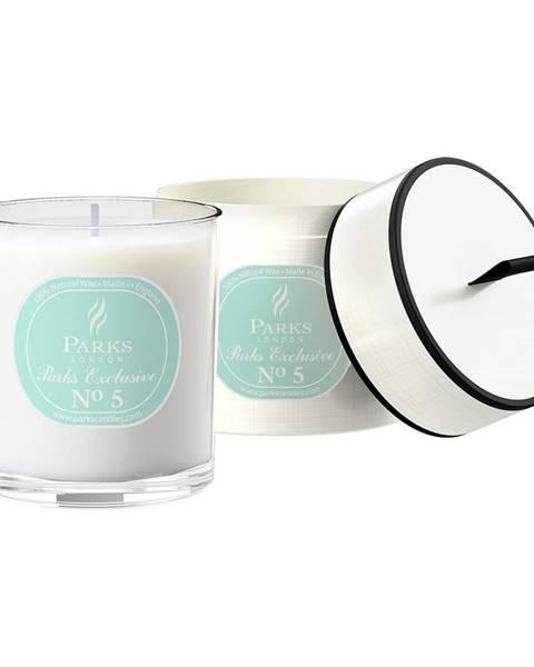 Parks Candles London Sviečka s vôňou olív a kadidla Parks Candles London Exclusive, 50 hodin horenia