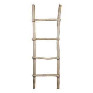 Dekoratívny rebrík z teakového dreva HSM collection Demio